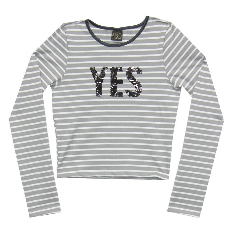 Blusa Juvenil Yes - Paytê