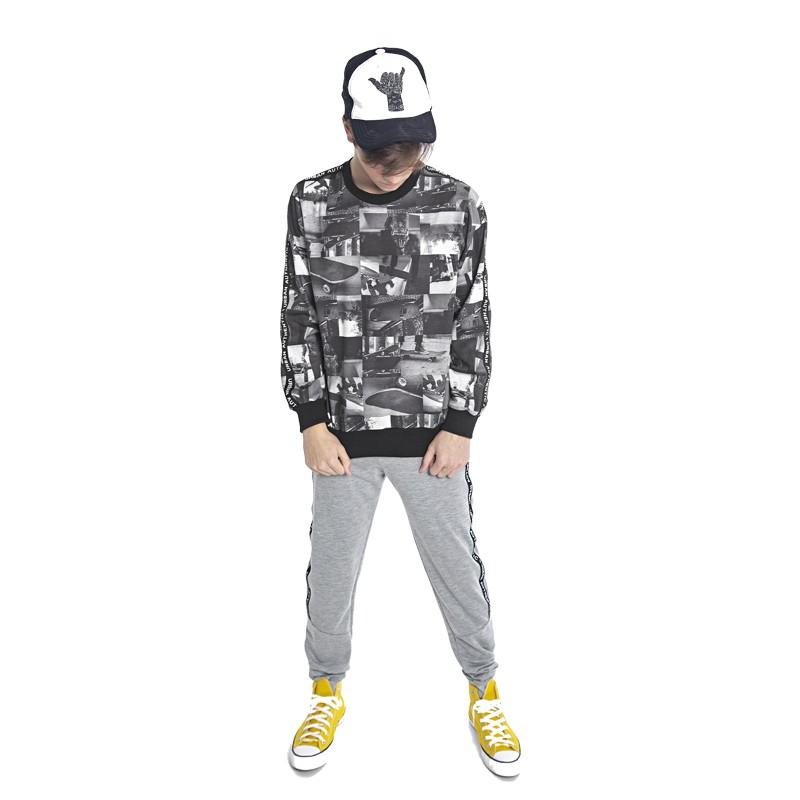 Blusão Menino Streetwear - DDK