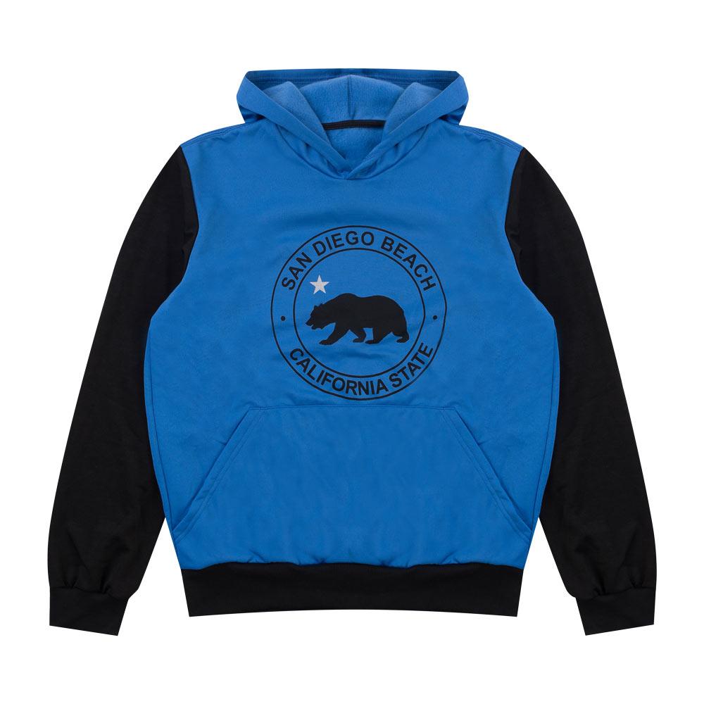 Blusão Decoy Juvenil/Adulto Masculino Beach Azul