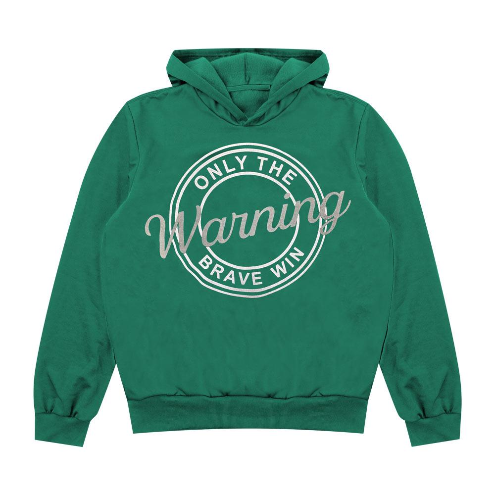 Blusão Decoy Juvenil/Adulto Masculino Warning Verde