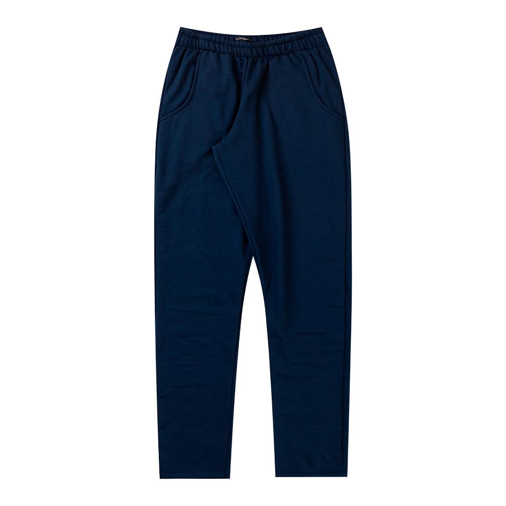 Calça Cobertura Juvenil/Adulto Feminina Lisa Azul