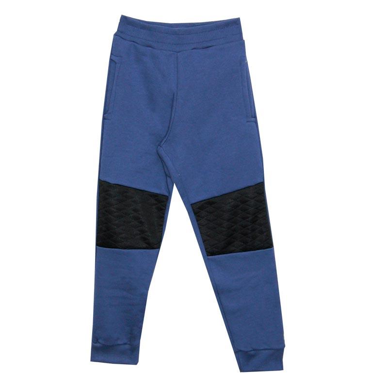 Calça DDk Infantil Menino com Recorte Azul
