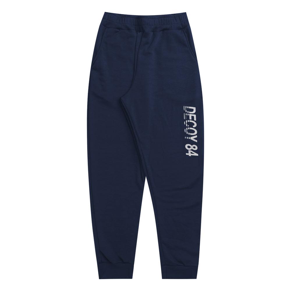 Calça Decoy Adulto/Plus Size Masculino  com Bolso Azul