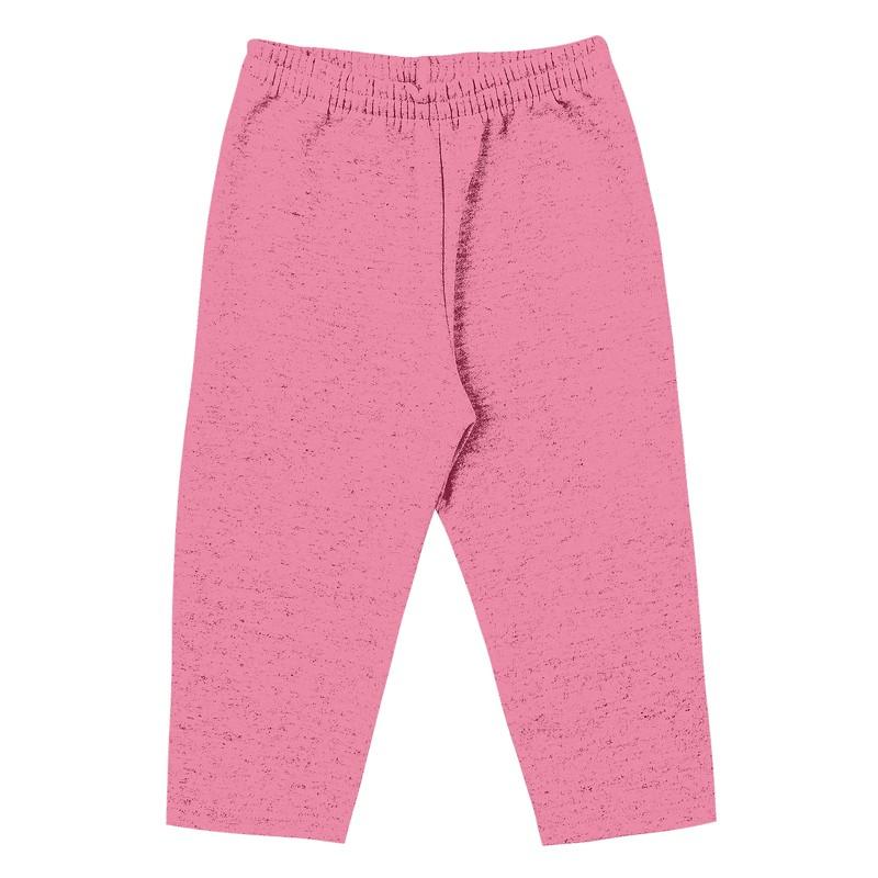 Calça Duduka Infantil Menina Básica Rosa