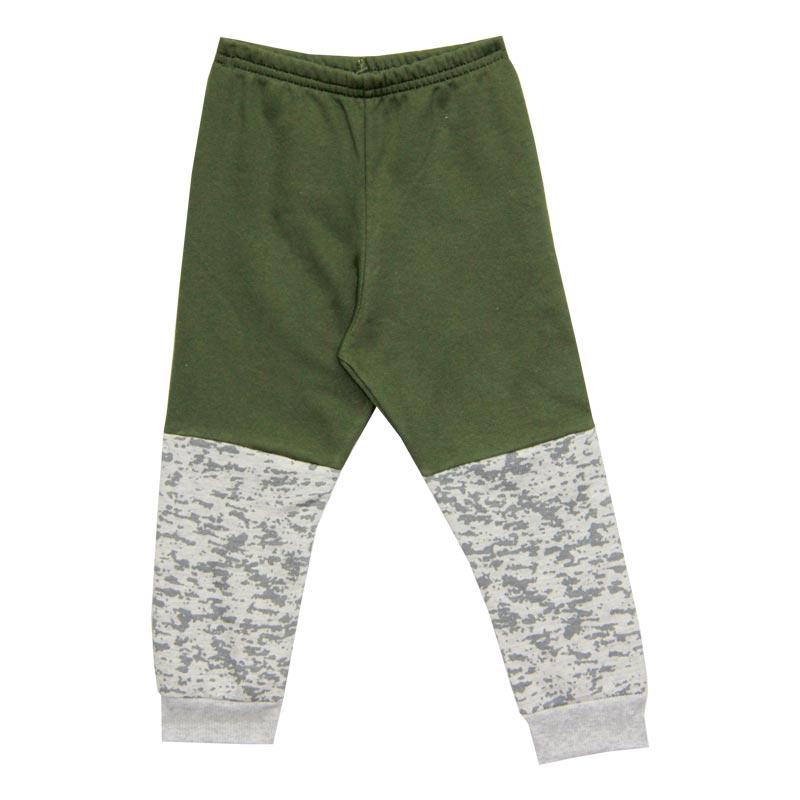 Calça Jogger DDk Infantil Menino Verde