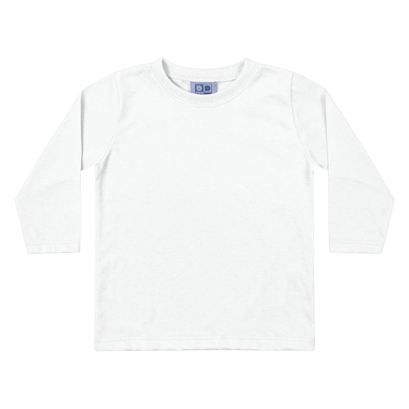Camiseta DDK Infantil Menino Branco