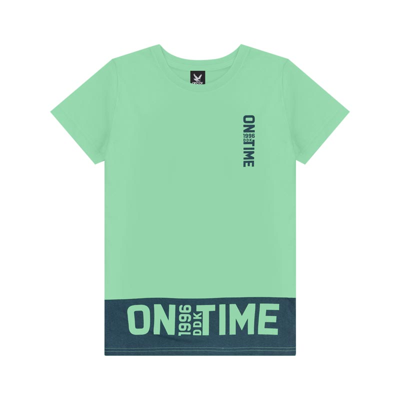 Camiseta Decoy Juvenil Masculino On Verde