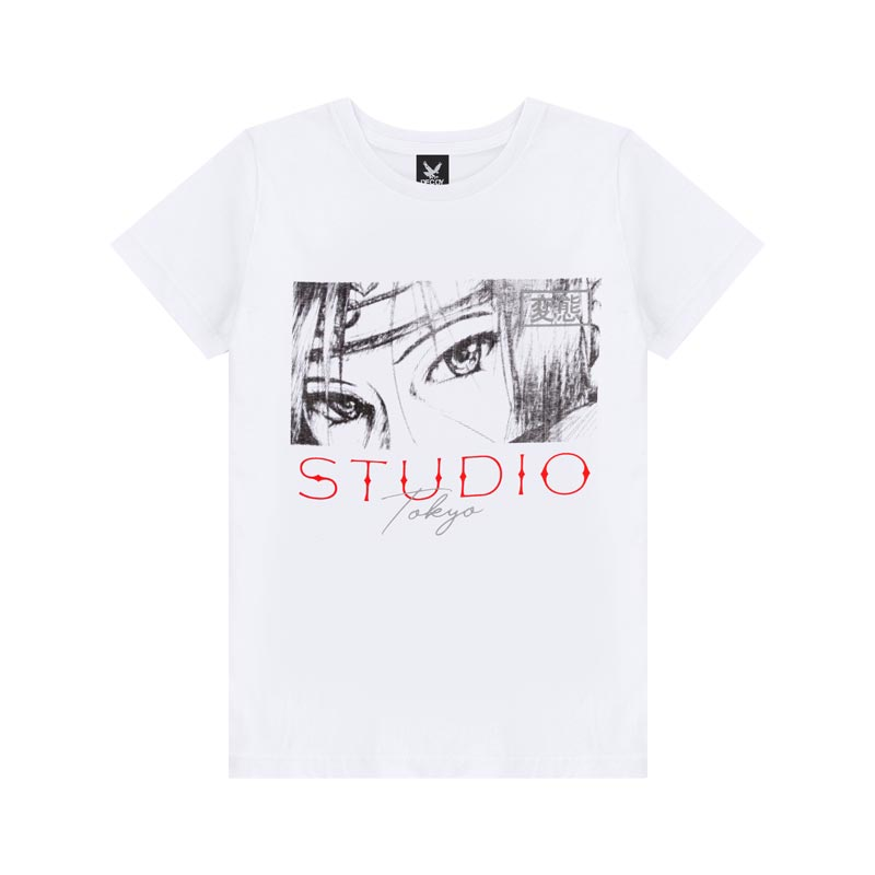 Camiseta Decoy Adulto Masculino Studio Branco
