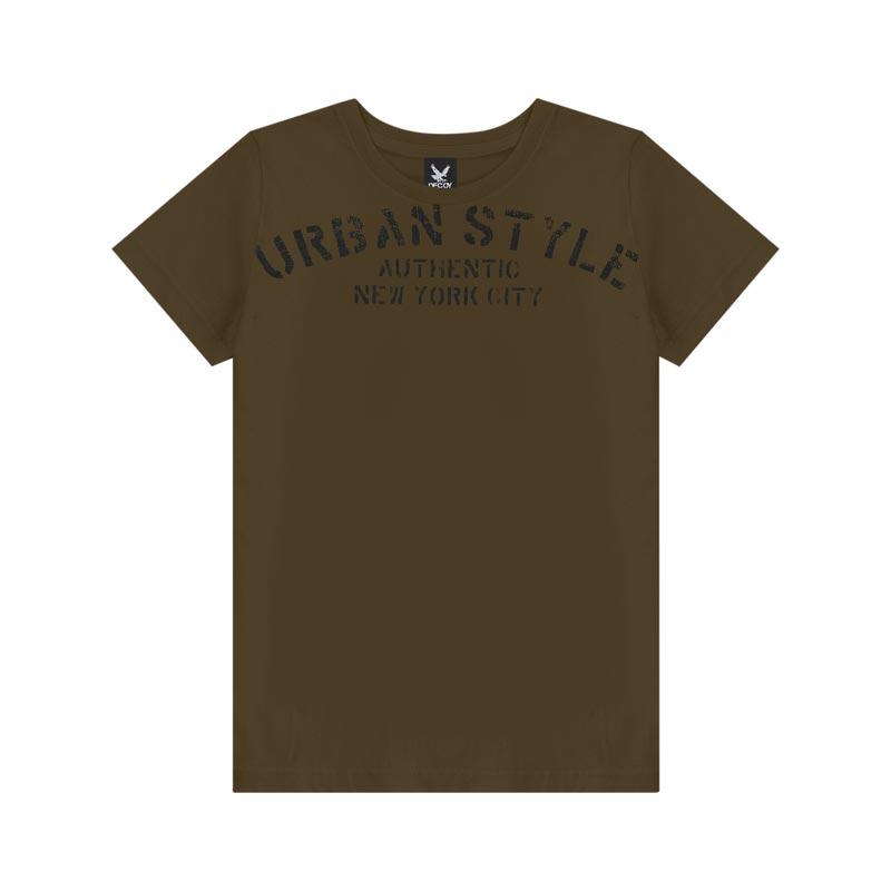 Camiseta Decoy Juvenil Masculino Urban Verde