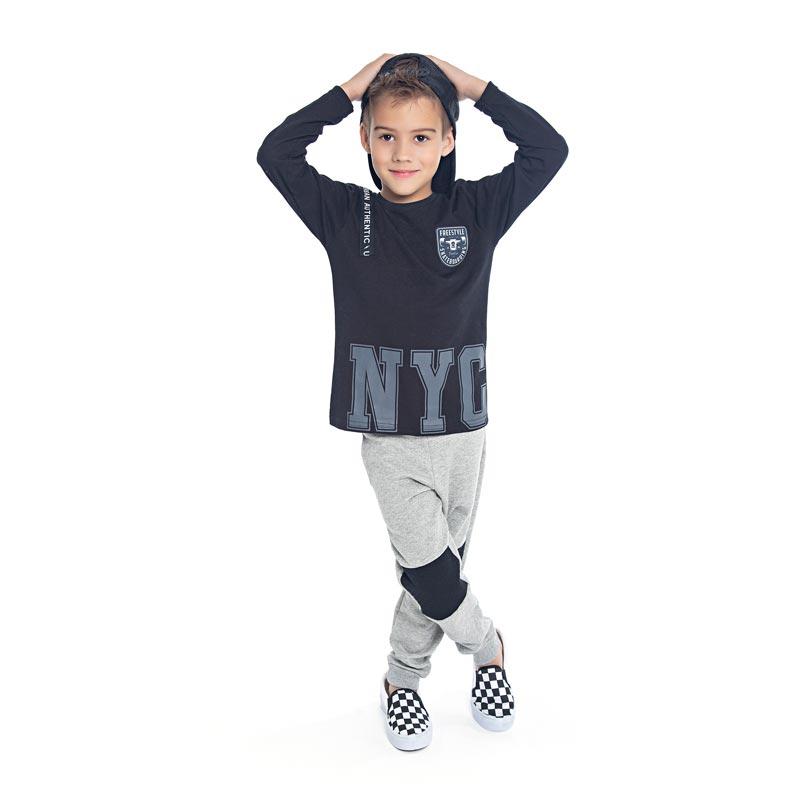 Camiseta Infantil NYC - DDK