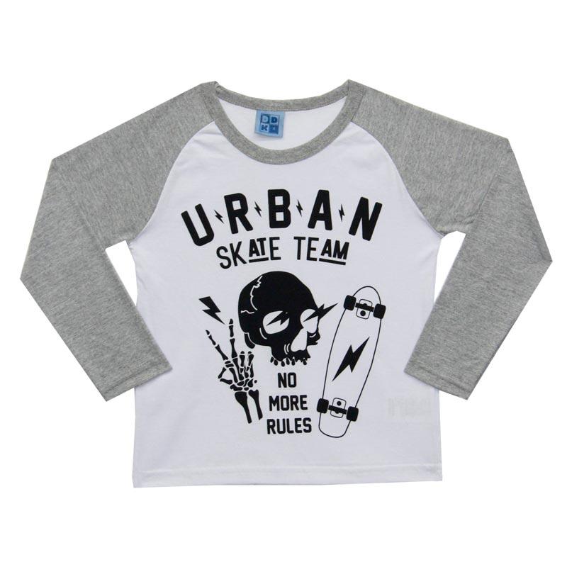 Camiseta Infantil Urban - DDK