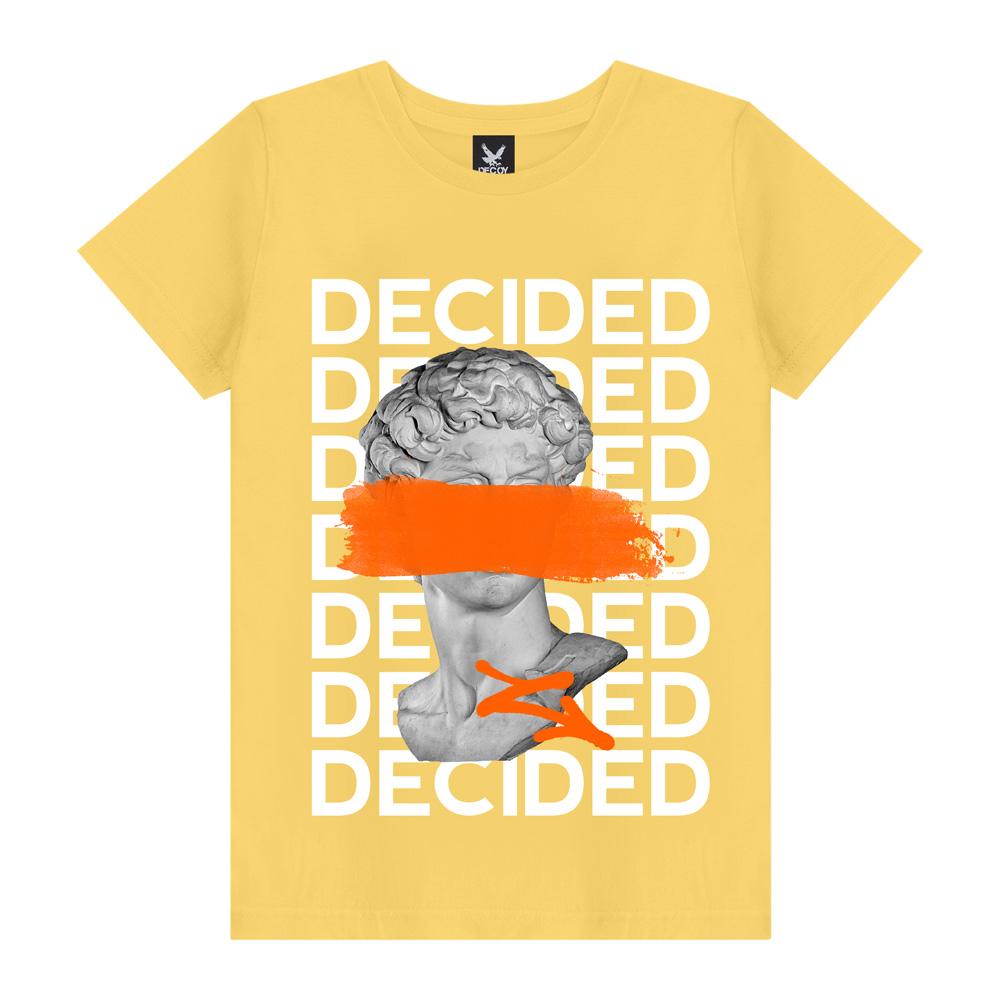 Camiseta Masculia Decide - Decoy