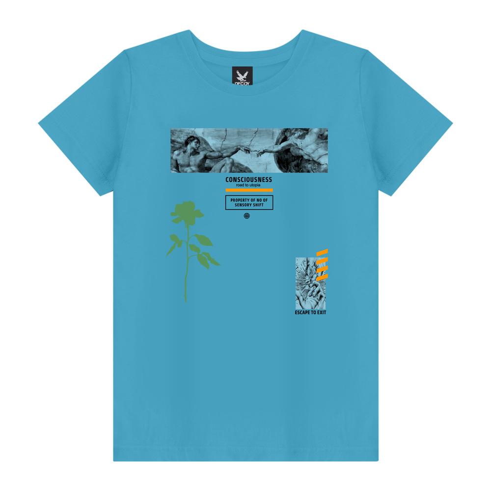 Camiseta Masculina Adão - Decoy