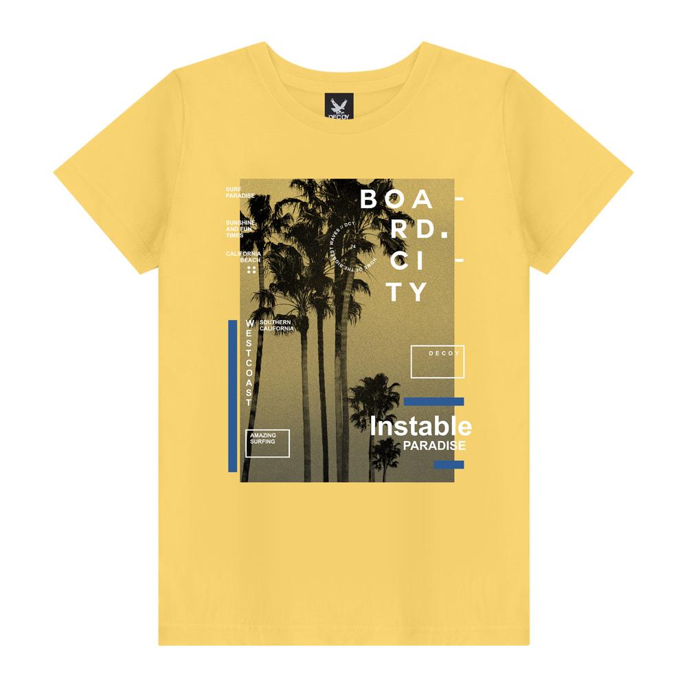 Camiseta Masculina Board.City - Decoy