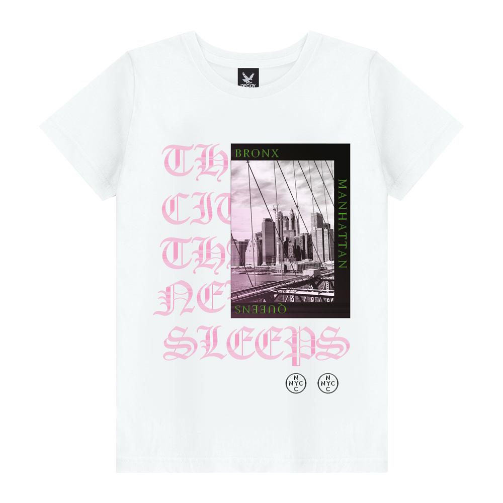 Camiseta Masculina Bronx - Decoy
