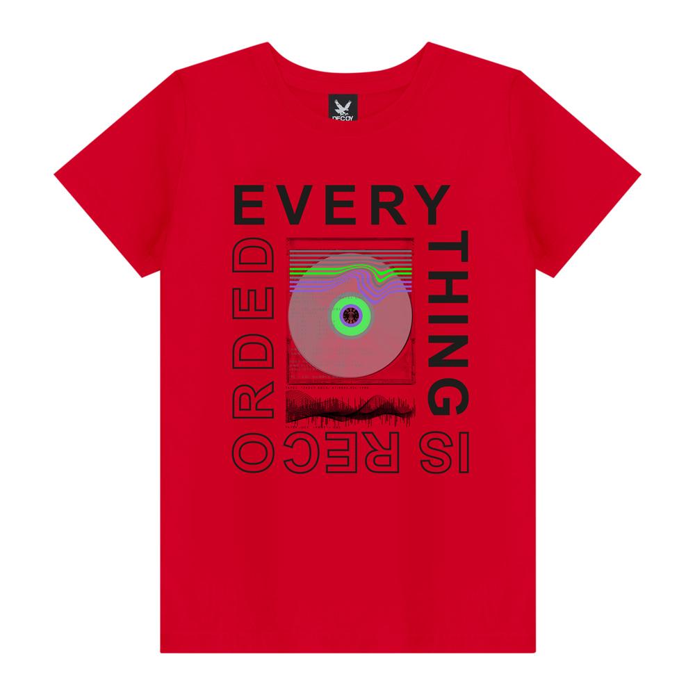 Camiseta Masculina  EveryThing - Decoy