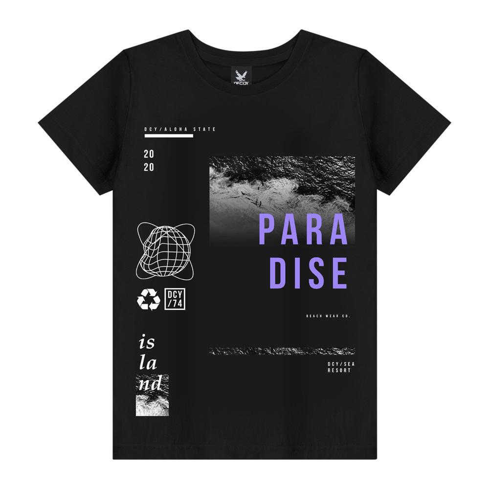 Camiseta Masculina Paradise - Decoy