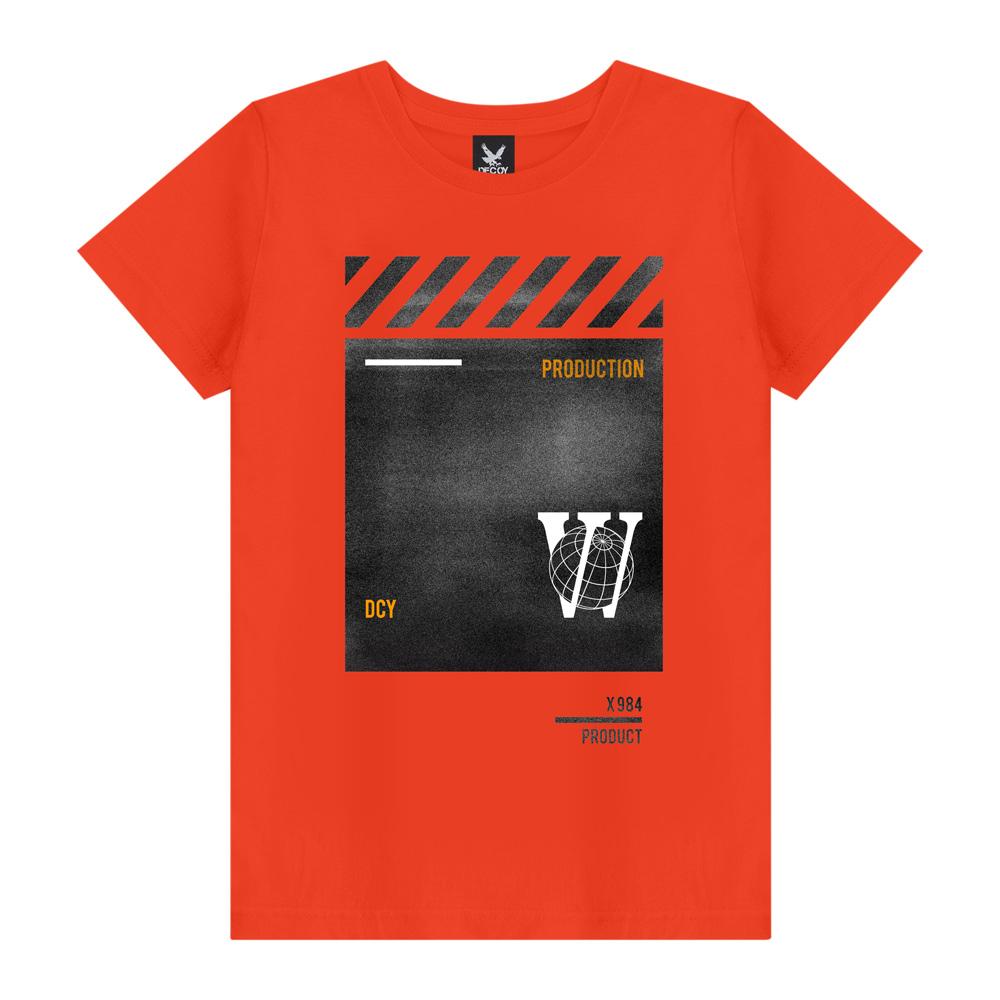 Camiseta Masculina Production - Decoy