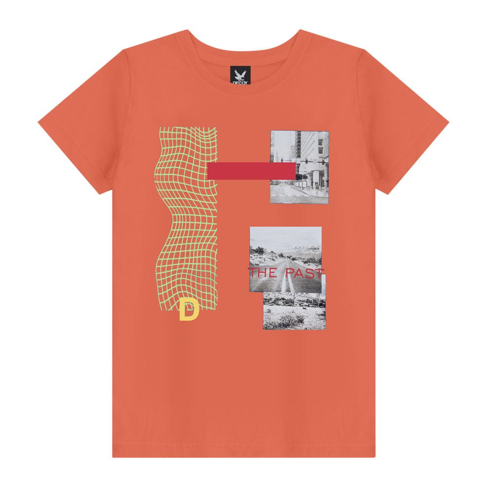 Camiseta Masculina The Past - Decoy