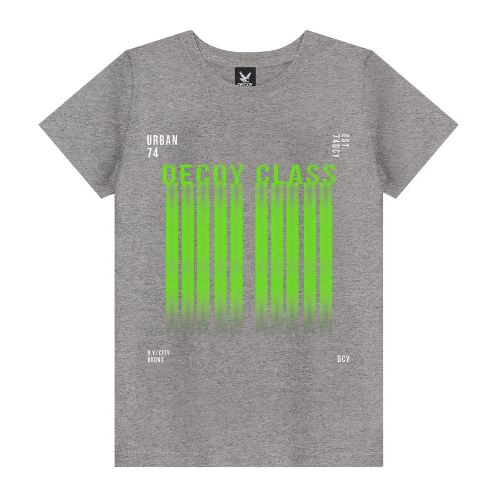 Camiseta Masculina Urban Class - Decoy