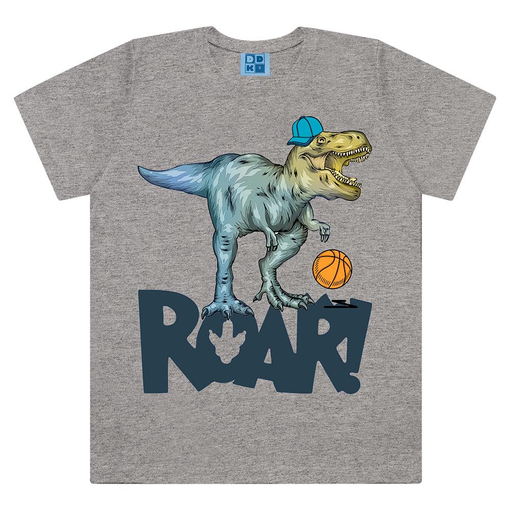 Camiseta Menino Roar! - DDK
