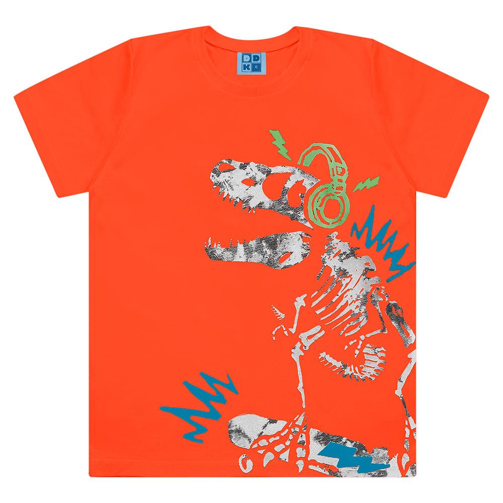 Camiseta Menino T-Rock - DDK