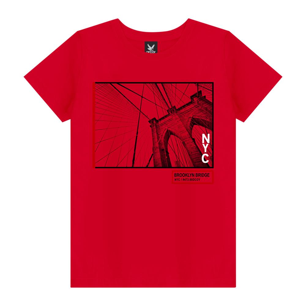 Camiseta Plus Size Brooklyn - Decoy