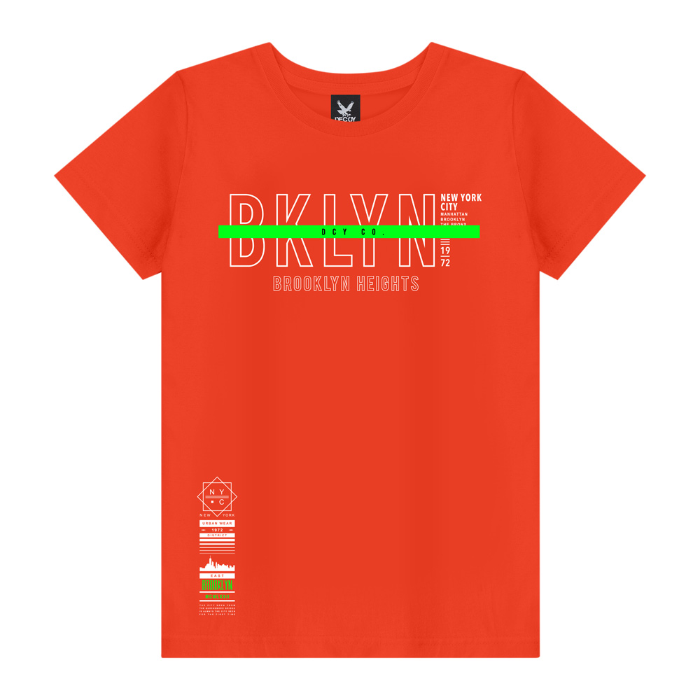 Camiseta Plus Size Brooklyn Heights - Decoy