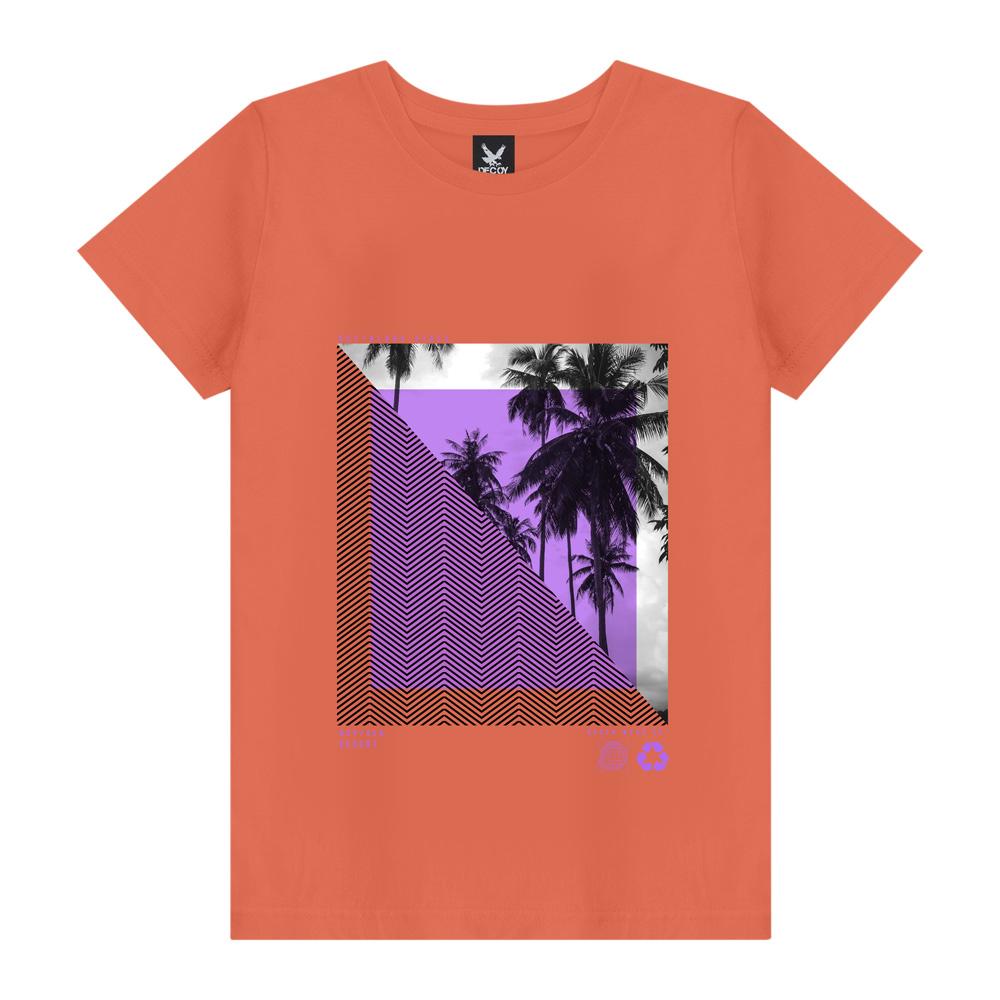 Camiseta Plus Size DCY/SEA - Decoy