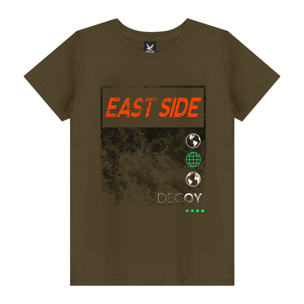Camiseta Plus Size East Side - Decoy