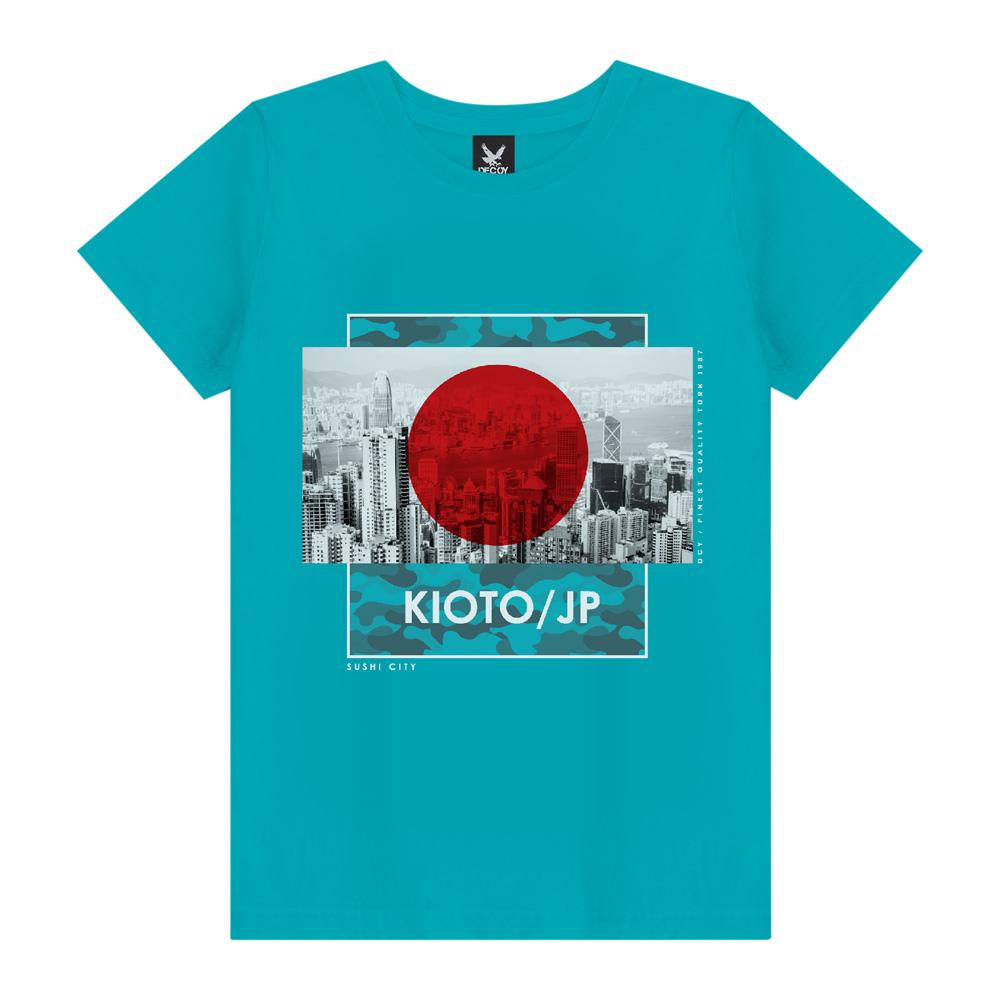 Camiseta Plus Size Kioto/JP - Decoy