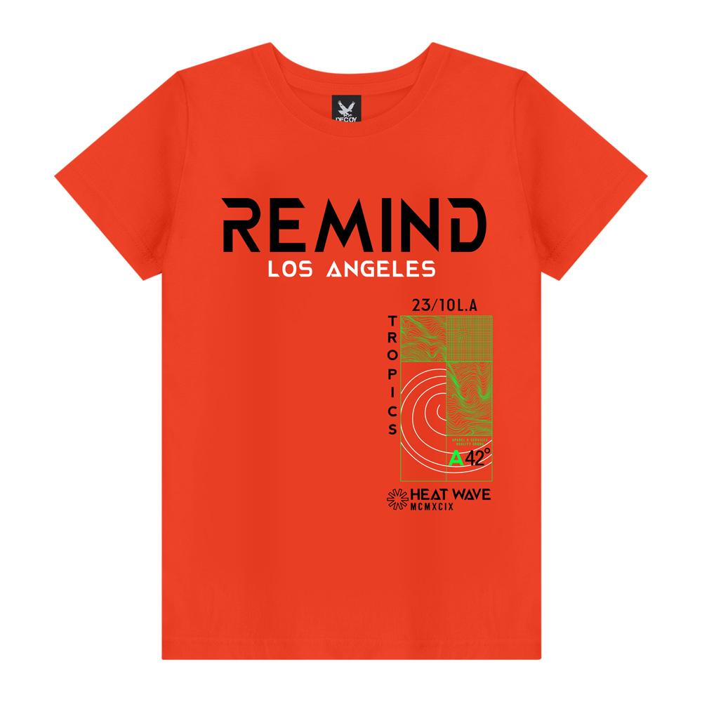 Camiseta Plus Size Remind LA - Decoy