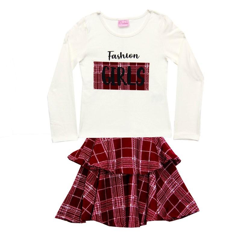Conjunto Menina Fashion Girl - Duduka