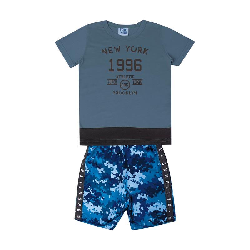 Conjunto Infantil Menino 1996 Azul