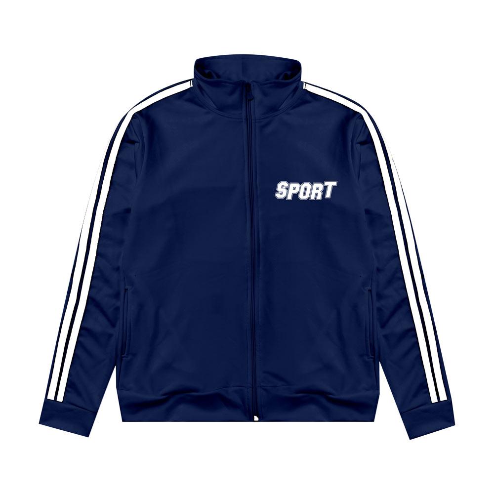 Jaqueta DDK Infantil Menino Sport Azul