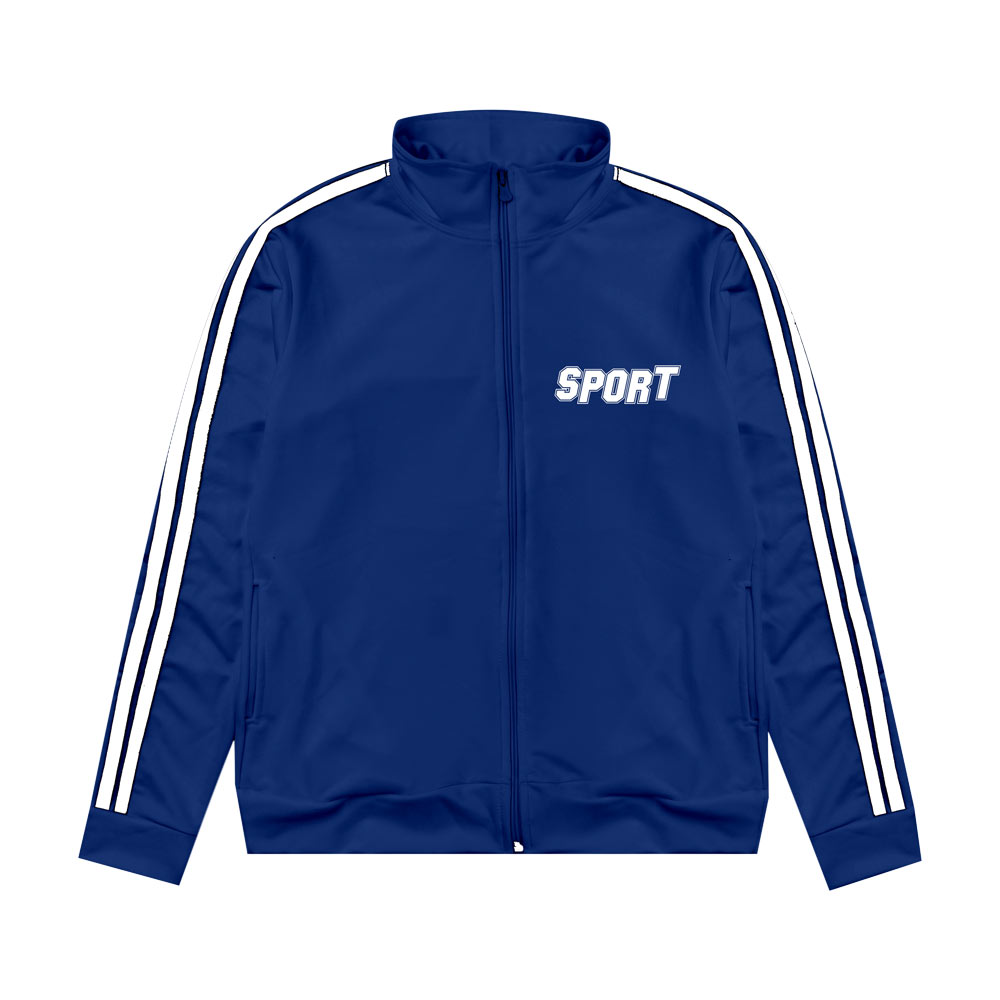 Jaqueta DDK Infantil Menino Sport Azul-