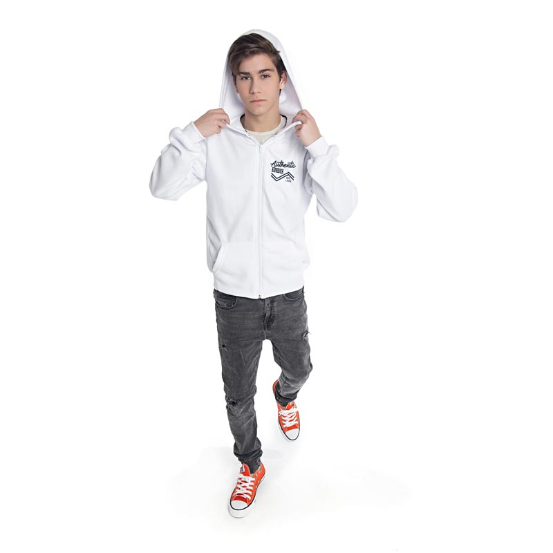 Jaqueta Juvenil Moletinho - DDK