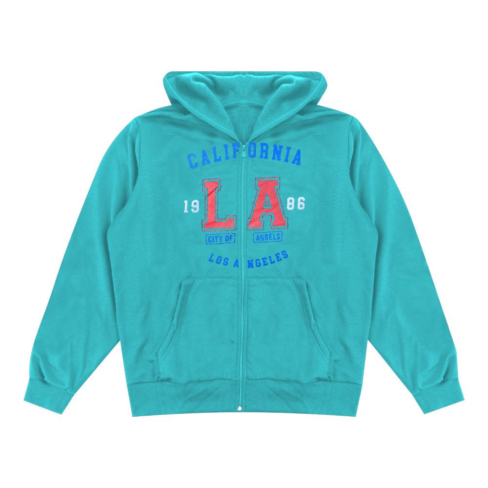 Jaqueta Decoy Juvenil/Adulto Masculino LA Azul