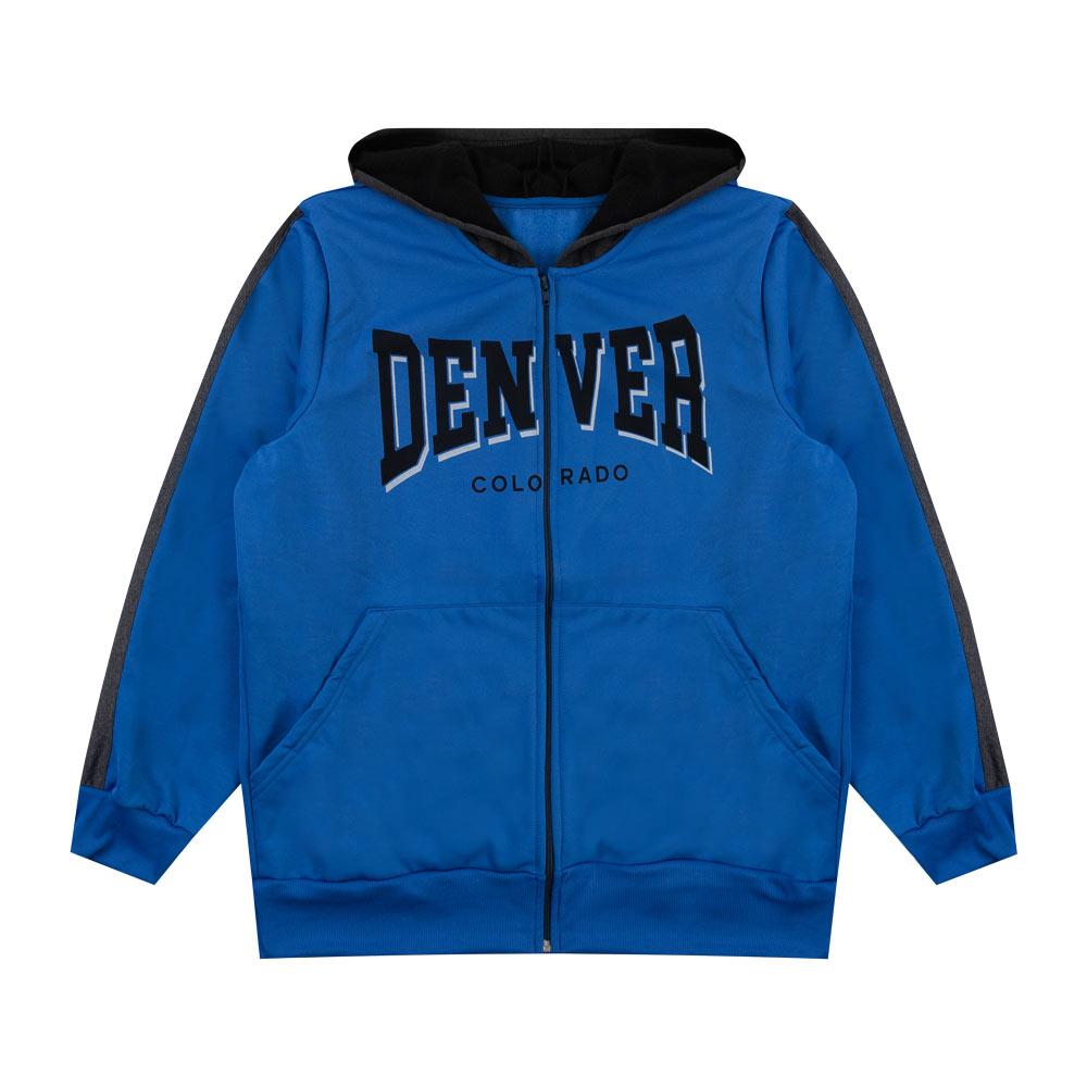 Jaqueta Decoy Plus Adulto Masculino Denver Azul