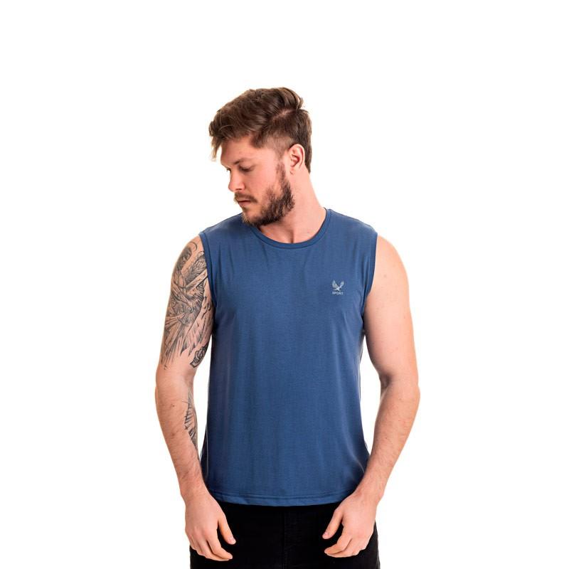 Machão Adulto Masculino Águia Sport Azul