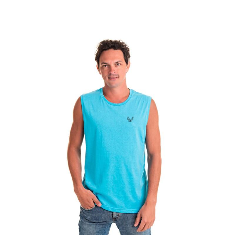 Machão Decoy Adulto Masculino Básica Azul