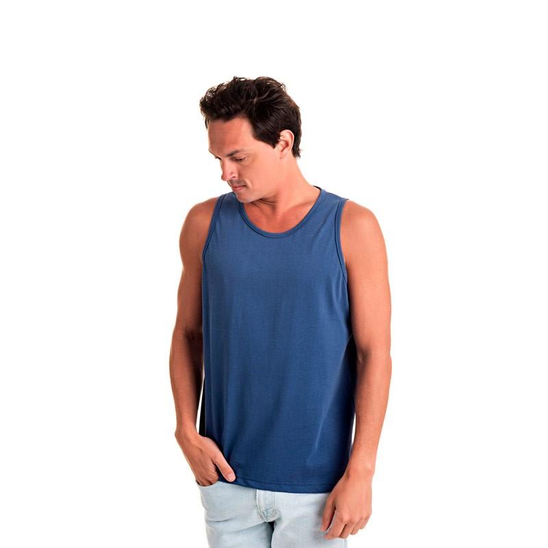 Regata Decoy Adulto Masculino Básica Azul