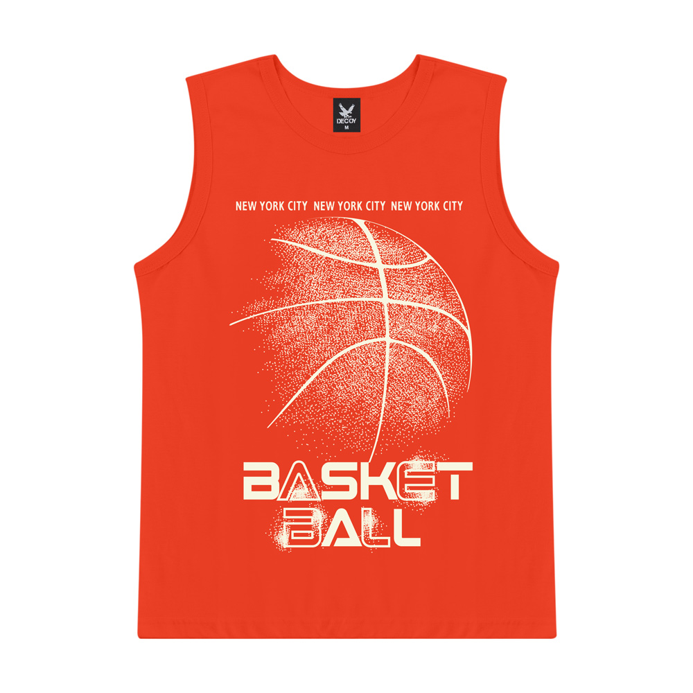 Regata Machão Basket Ball - Decoy