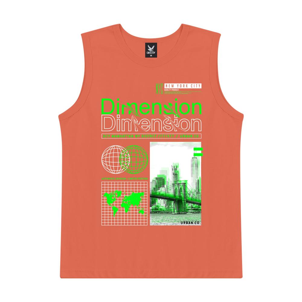 Regata Machão Dimension - Decoy