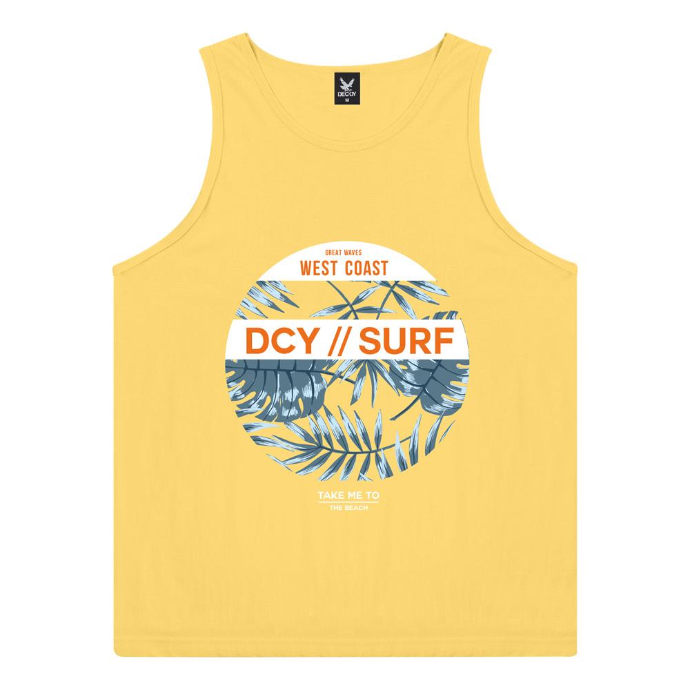 Regata Masculina DCY//Surf - Decoy