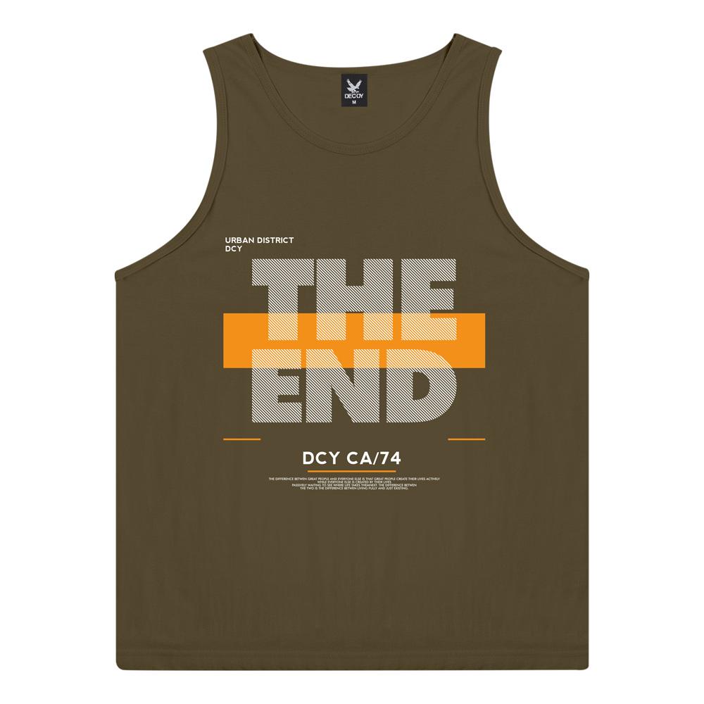 Regata Masculina The End - Decoy