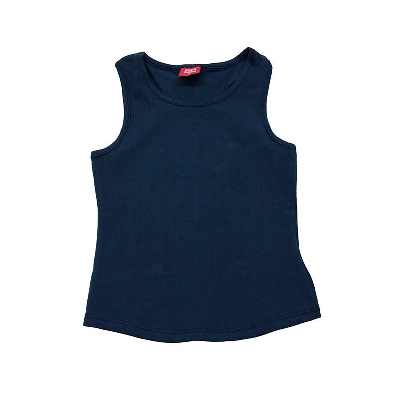 Regata Nadador Infantil Menina Básica Azul