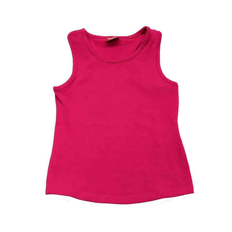 Regata Nadador Infantil Menina Básica Rosa