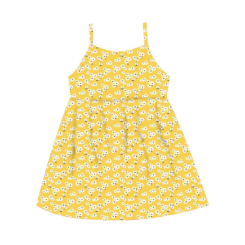 Vestido Bebê Alcinha - Duduka