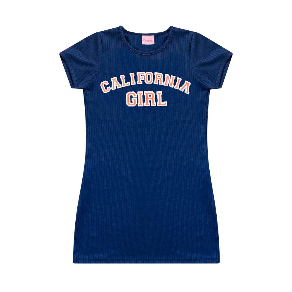 Vestido California Girl - Duduka
